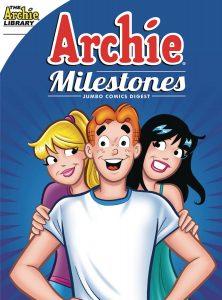 Archie Milestones Jumbo Comics Digest #2 (2019)