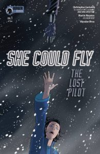 She Could Fly: The Lost Pilot #1 (2019)
