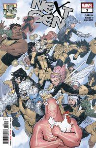 Age Of X-Man: Nextgen #3 (2019)