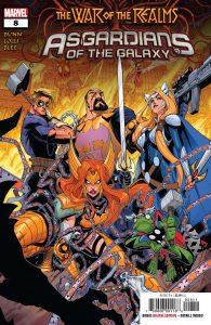Asgardians Of The Galaxy #8 (2019)