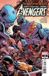 Avengers: Earth's Mightiest Heroes #18 (2019)