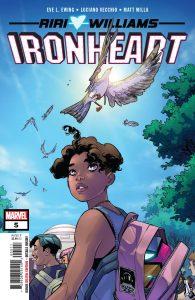Ironheart #5 (2019)