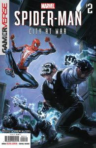 Marvel's Spider-Man: City At War #2 (2019)