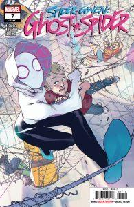 Spider-Gwen: Ghost Spider #7 (2019)