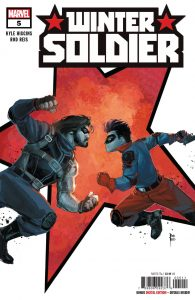 Winter Soldier #5 (2019)