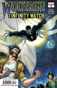 Wolverine: Infinity Watch #3 (2019)