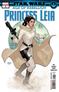 Star Wars: Age of Republic: Princess Leia #1 (2019)