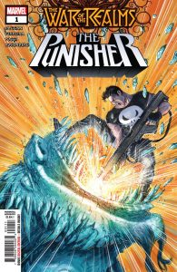 War of the Realms: Punisher #1 (2019)