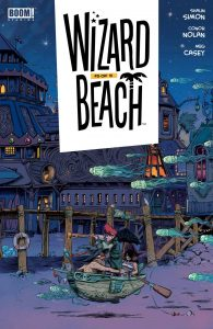 Wizard Beach #5 (2019)