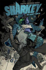Sharkey Bounty Hunter #3 (2019)