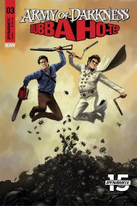 Army Of Darkness /  Bubba Ho-Tep #3 (2019)