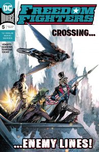 Freedom Fighters #5 (2019)