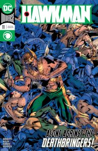 Hawkman #11 (2019)