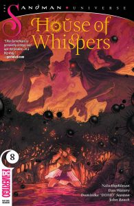 House Of Whispers #8 (2019)