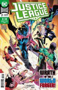 Justice League #21 (2019)