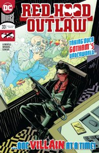 Red Hood and the Outlaws #33 (2019)