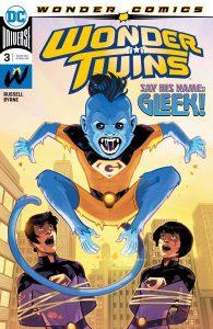 Wonder Twins #3 (2019)