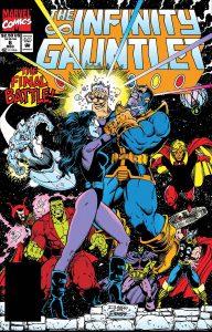 True Believers: Avengers - Thanos Final Battle #1 (2019)
