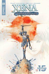 Xena: Warrior Princess #1 (2019)