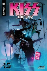 KISS: The End #1 (2019)