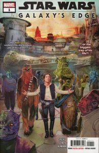 Star Wars: Galaxy's Edge #1 (2019)