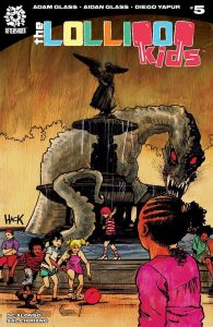 The Lollipop Kids #5 (2019)