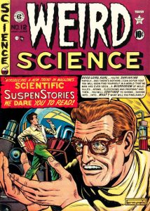 Weird Science #12 (1950)