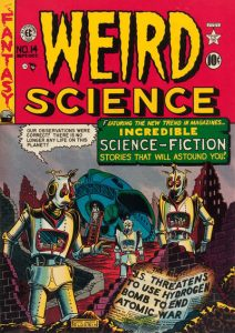 Weird Science #14 (1950)