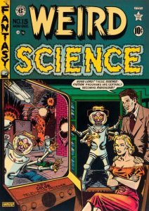 Weird Science #15 (1950)