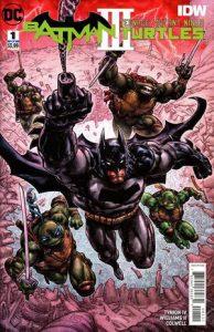 Batman / Teenage Mutant Ninja Turtles III #1 (2019)