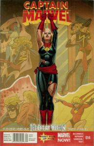 Captain Marvel #14 (2013)