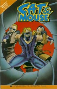 Cat & Mouse #10 (1990)