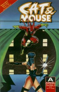 Cat & Mouse #4 (1990)