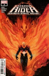 Cosmic Ghost Rider Destroys Marvel History #3 (2019)