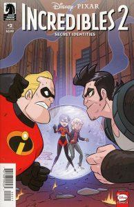 Disney / PIXAR The Incredibles 2: Secret Identities #2 (2019)