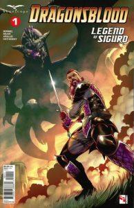 Dragonsblood #1 (2019)