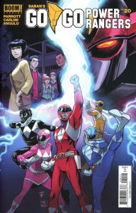 Go Go Power Rangers #20 (2019)