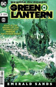 Green Lantern #7 (2019)