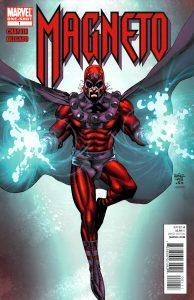 Magneto #1 (2011)