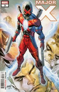 Major X #3 (2019)