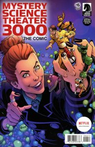 Mystery Science Theater 3000 #6 (2019)