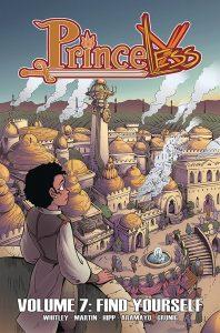 Princeless: The Pirate Princess #7 (2019)