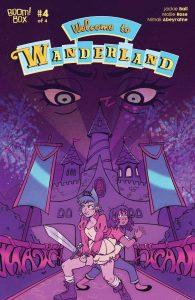 Welcome To Wanderland #4 (2019)