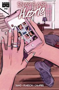 Snap Flash Hustle #3 (2019)