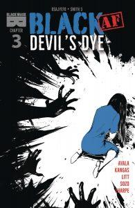 Black AF Devil's Dye #3 (2019)