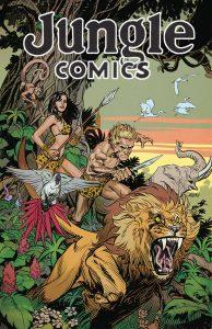 Jungle Comics #1 (2019)