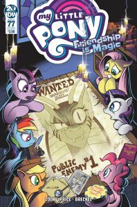 My Little Pony: Friendship Is Magic #77 (2019)