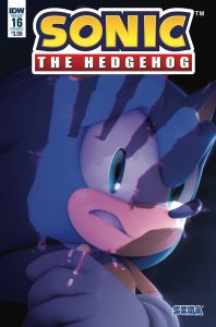 Sonic The Hedgehog #16 (2019)