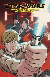 Star Wars Adventures #21 (2019)