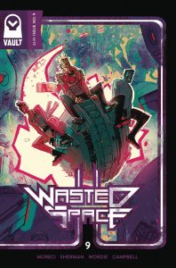 Wasted Space #9 (2019)